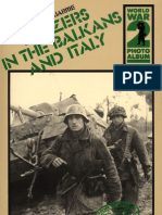 Panzers in the Balkans and Italy Quarrie
