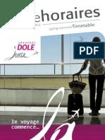 Guide-horaires-Aéroport-Dole-Jura