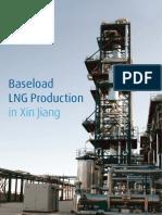 Baseload LNG Production in Xin Jiang