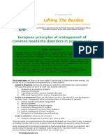 European Principles of Management