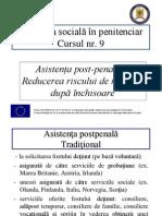 Asistenta Sociala in Penitenciar Cursul 9 RRR 2012