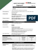 Engemycin Safety Data Sheet Tcm90-170911