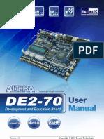 DE2 70 User Manual v109