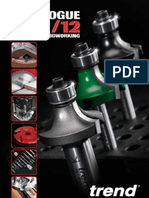 Trend Complete Cat 2012 | Drilling | Drill on