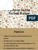 Fashion in the United States Corrected