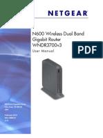 Net Gear Router User Manual