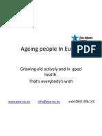 6th European Patients' Rights Day - Joop van Griensven, Pain Alliance Europe
