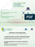 6th European Patients' Rights Day - A. Nalli document on Workshop groups and objectives15 May2012