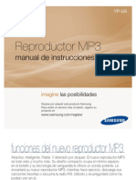 Manual de Usuario de Emodio Mp3