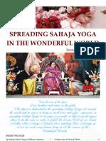 Spreading Sahaja Yoga 1 2012