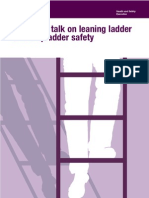 Ladder & Stepladder Safety
