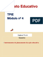 0.Modulo_4_Projecto Educativo