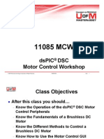 DsPIC DSC Motor Control Workshop