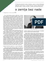 BiH nije zemlja bez nade - prof. dr. Šaćir Filandra (Intervju - Preporodov journal br. 139)