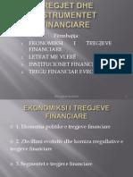 TREGJET  FINANCIARE