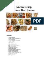 33resep masakan Jamur