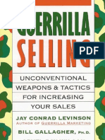 Guerrilla Selling E-Book