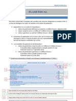 Actualite Fiscale, Declaration d'ISF 2012, Marne Et Finance