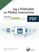 Marketing y Publicidad en Medios Interactivos (Junio 2010)