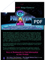 Heaven's Gate® - How and When It May Be Entered