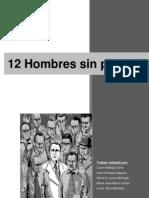 Aspecto psicológicos observados en 12 Hombres sin piedad.