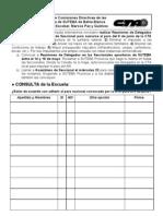 Consulta Por El Paro CTA 8 JUNIO 2012