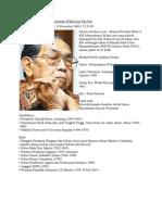 Biografi Lengkap KH Abdurrahman Wahid Atau Gus Dur
