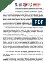 120515_Comunicado_CyL_Huelga22M