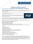 Register for Mastering Uncertainty in the Software Industry Open