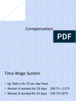 Compensation BBM PPT New