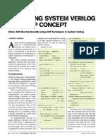Enhancing System Verilog_AOP