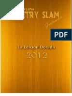 Poetry Slam Golden Edition