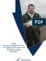 Draft National Bass Policy