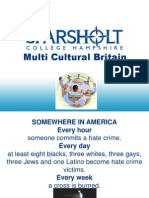 Multi Cultural Britain