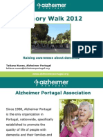 6th Patients' Rights Day - Tatiana Nunes, Alzheimer Portugal