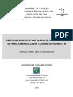 Análise Microbiologica
