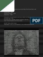 Die Mauer 2007 (Eng)