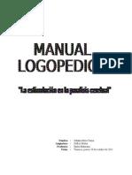 Manual Logopedico