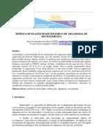 50 Modulo Elasticidade Dinam Argamass Revestim