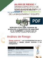 Programa Específico de Seguridad e Higiene para la Operación y MantenimientO
