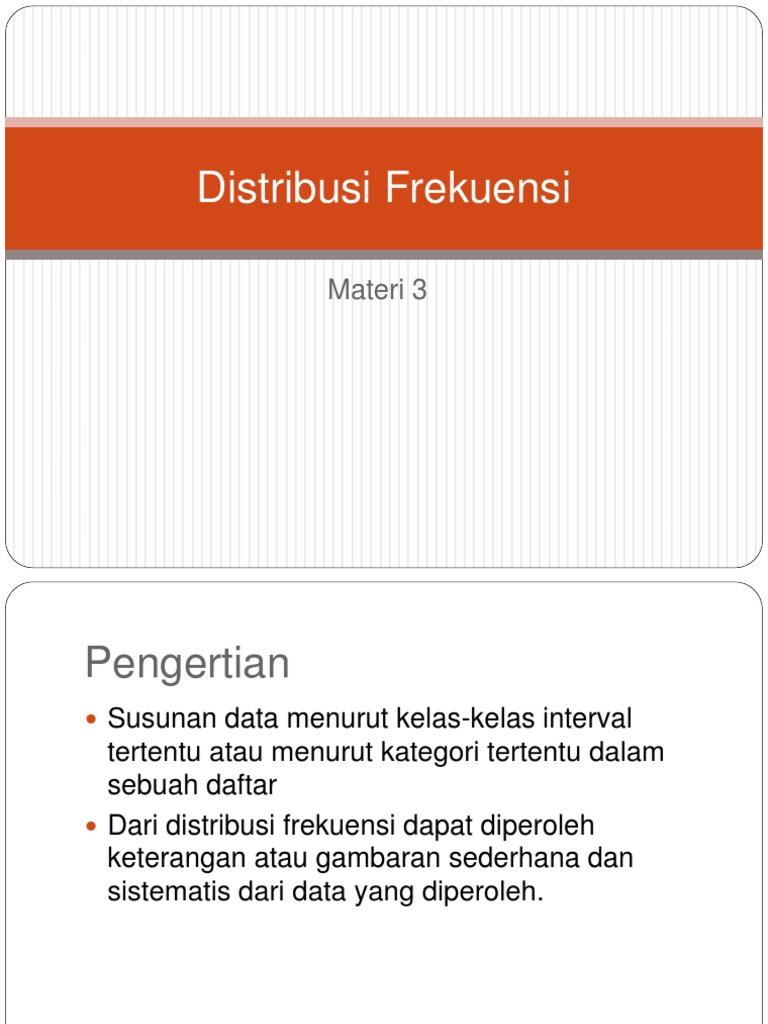Distribusi frekuensi stat das ccuart Gallery