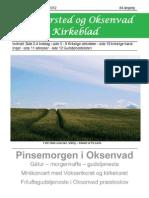 Kirkebladet - Maj 2012