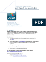 Jtouch15.HowTo