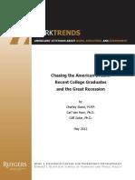 Chasing American Dream Report