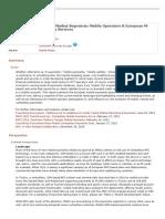 Evolving Market Segments Mobile Operators European MPayments Services_1107_Current Analysis