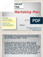Marketing Plan '03