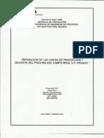 Reposicion Linea de Produccion y Diluente Mg-829 Campo Miga 0010001