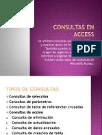Consultas en Access
