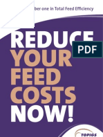 TOPIGS Reduce Feed Costs Now 2012