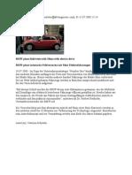 Grundlage Rein Elektrisch Betriebener Fahrzeuge Effizient Gestaltbar